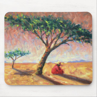 African Afternoon 2003 Mouse Mat
