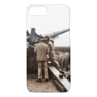 African American Artillerymen WWII iPhone 7 Case