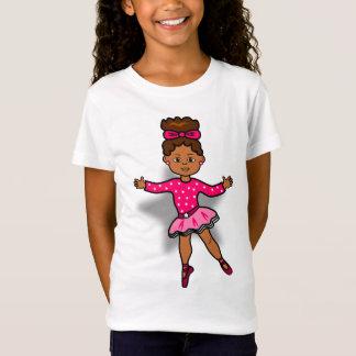 African American Ballerina T-shirt