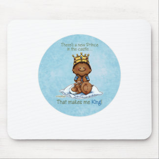 African American Big Brother - Prince Mouse Pad