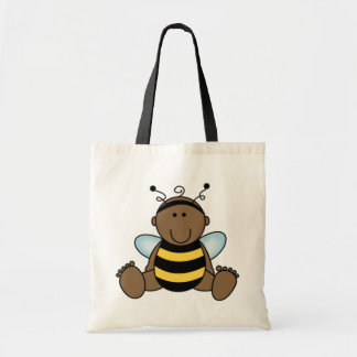 African American Bumble Bee Baby