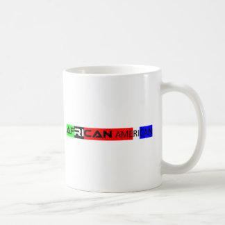 African American Bumper Sticker Coffee Mugs