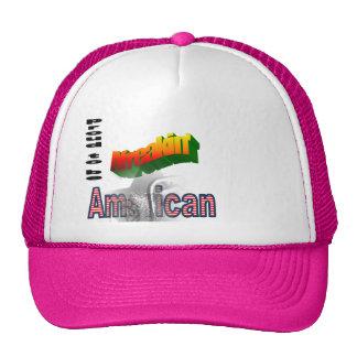 african american cap
