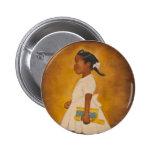 African American Fine Art Buttons