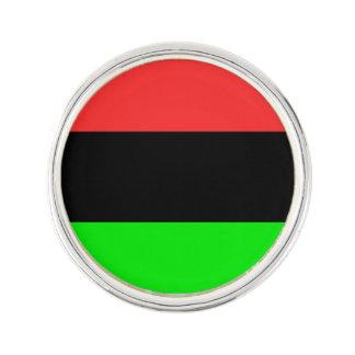 African American Flag Lapel Pin