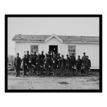 African American Military Band 1865