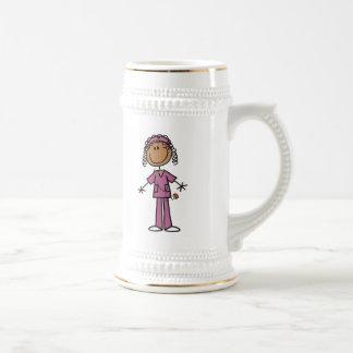 African American Nurse Mug