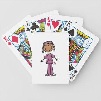 African American Nurse Card Deck