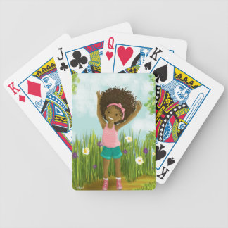 African-American playing cards