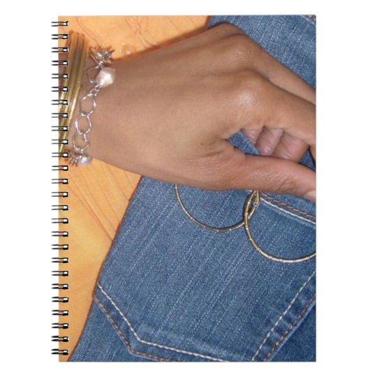 African American Spiral Note Book