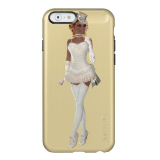 African American Woman Feather® Shine iPhone Case Incipio Feather® Shine iPhone 6 Case