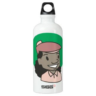 African American Woman Golfer SIGG Traveller 0.6L Water Bottle