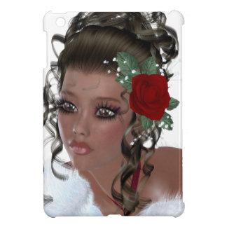 African American Woman iPad Mini Covers