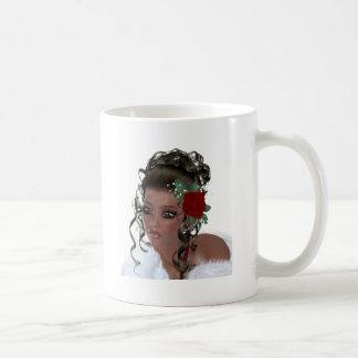 African American Woman Mugs