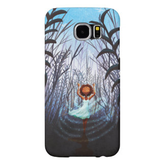 """African American Woman Power Art """"Rise Up"""" Samsung Galaxy S6 Cases"""