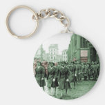 African American Women Patriots Key Chains