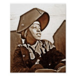 African American Women Patriots Poster