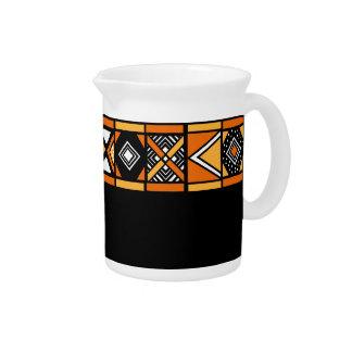 African art jug / pitcher