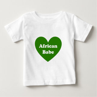 African Babe Baby T-Shirt