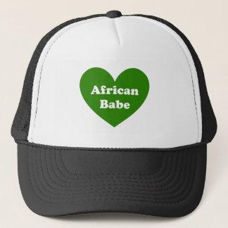 African Babe Trucker Hat
