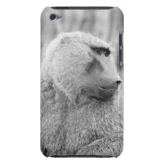 African baboon iPod touch case