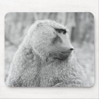 African baboon mouse mat