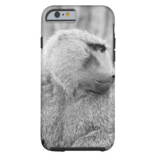 African baboon tough iPhone 6 case