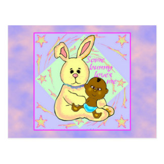 African baby greeting cards postcard