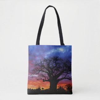 African baobab tree, Adansonia digitata 2 Tote Bag