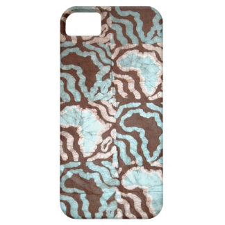 African Batik Case iPhone 5 Covers