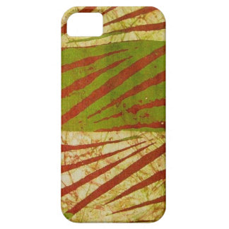 African Batik Pattern Case Barely There iPhone 5 Case