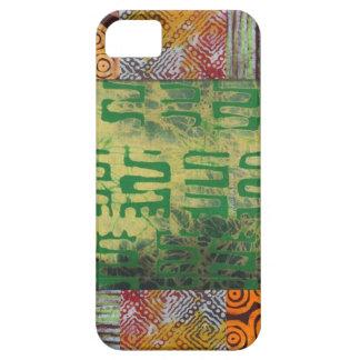 African Batik Patterns Case iPhone 5 Case