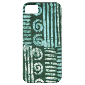 African Batik Swirls Case Case For The iPhone 5