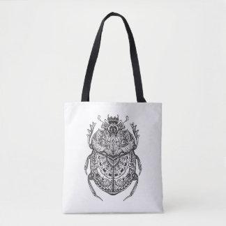 African Beetle Zendoodle 2 Tote Bag
