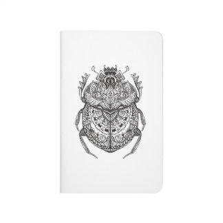 African Beetle Zendoodle Journal