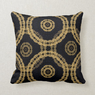 African Boho Collection - Golden Night Sky Cushion