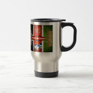 African Born American President Coffee Mug