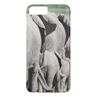 African Bush Elephant (Loxodonta Africana) 4 iPhone 8 Plus/7 Plus Case