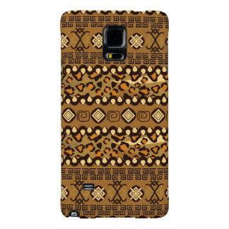 African cheetah skin pattern 2 galaxy note 4 case