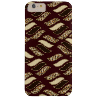 African cheetah skin pattern barely there iPhone 6 plus case