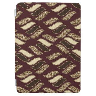 African cheetah skin pattern iPad air cover