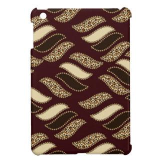 African cheetah skin pattern iPad mini case