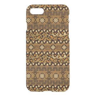 African cheetah skin pattern iPhone 8/7 case