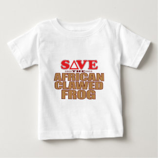 African Clawed Frog Save Baby T-Shirt