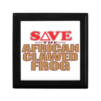African Clawed Frog Save Gift Box