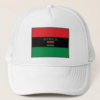 African Colors Flag Trucker Hats