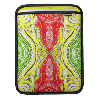 African Colours ipad sleeve