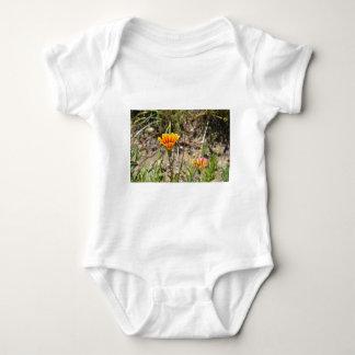 African Daisy Baby Bodysuit