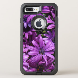 African daisy photo OtterBox defender iPhone 8 plus/7 plus case