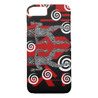 African dancers Cellphone case